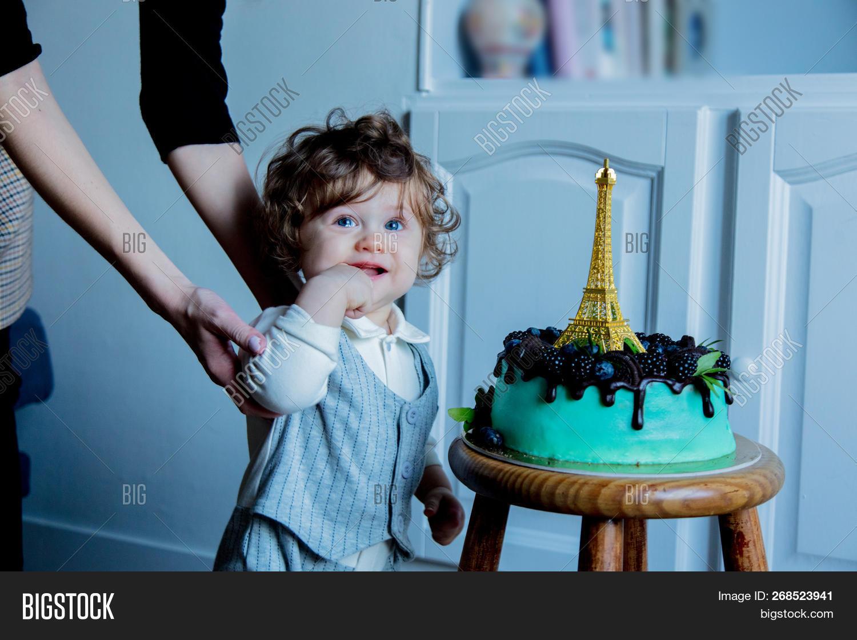Sensational Little Toddler Boy His Image Photo Free Trial Bigstock Personalised Birthday Cards Sponlily Jamesorg