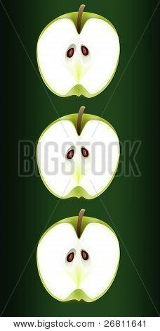 Apple Trio.