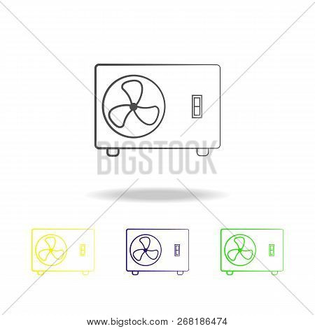 Air Conditioning Vector & Photo (Free Trial) | Bigstock