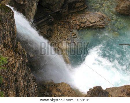 Stanley Falls, Beauty Creek - Jasper National Park, Alberta, Canada