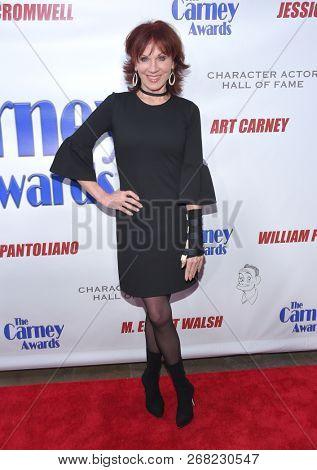 LOS ANGELES - OCT 28:  Marilu Henner arrives for the Carney Awards 2018 on October 28, 2018 in Santa Monica, CA
