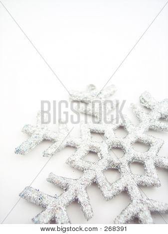 Silver Snowflake 3