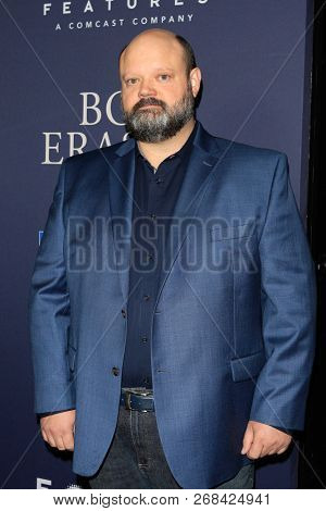 WEST HOLLYWOOD - OCT 29: Victor McCay arriving at the Premiere of Boy Erased at the Directors Guild of America on October 29, 2016 in West Hollywood, California