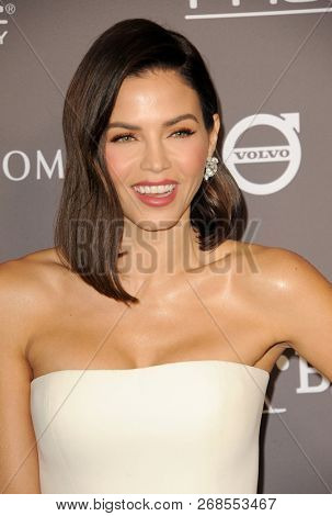 Jenna Dewan at the 2018 Baby2Baby Gala held at the 3LABS in Culver City, USA on November 10, 2018.