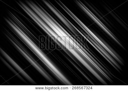 Black Background And Gray Background,white And Gradient And Light Gray White  Surface With Gray  Sil