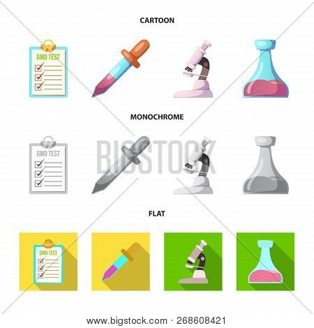 Vector Design Of  And  Logo. Collection Of  And  Vector Icon For Stock.