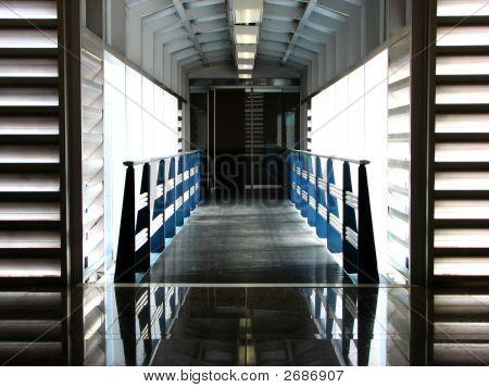 Hi Tech Indoor Bridge