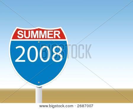 Summer 2008 Landscape