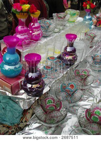 Ferozabad Glassware