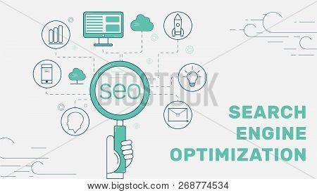 Seo-search Engine Optimization Or Search Engine Optimizer