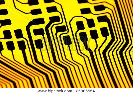 Electronics technology background