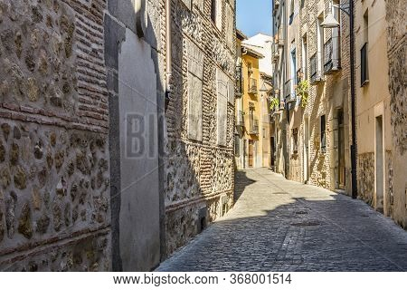 The Jewish Neighborhood Of Segovia Is Located In The Historic Center Of The City, It Has Recently Be