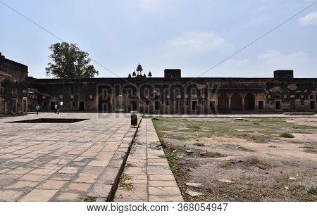 Gwalior, Madhya Pradesh/india : March 15, 2020 - 'vikram Mahal' In Gwalior Fort