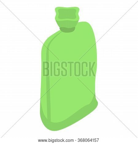 Bagful Sack Icon. Isometric Of Bagful Sack Vector Icon For Web Design Isolated On White Background