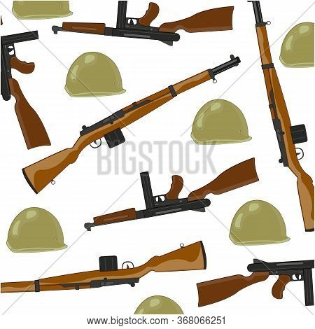 American Small Arms Of The Timeses Of The Second World War