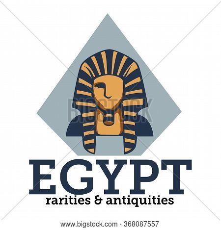 Egypt Rarities And Antiquities, Traveling Of African Country