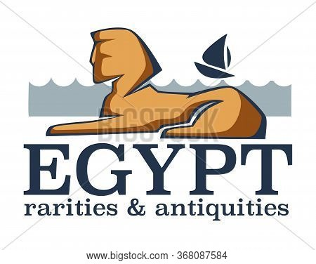 Egypt Rarities And Antiquities, Remains Of Sphinx Construction