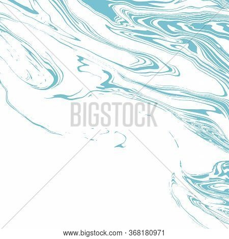 Abstract Background In Marble Style. Elements For Design Of Packaging Or Invitations.