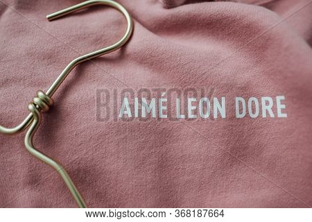 Aime Leon Dore Clothes, Ald Ny Queens Street Style Brand.