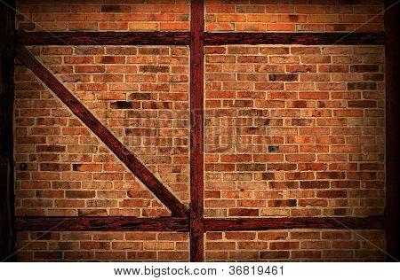 Tło Texture Brick Wall