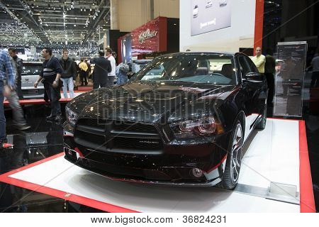 Dodge Charger R/t Max