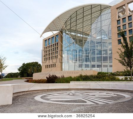 Us Institute Of Peace Headquarters In Washington
