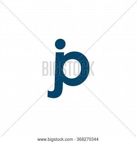 Jp Logo Vector And Templates Symbols, Alphabet, Art, Black
