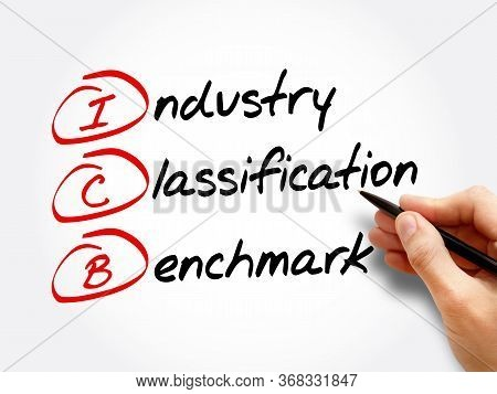 Icb - Industry Classification Benchmark Acronym, Technology Concept