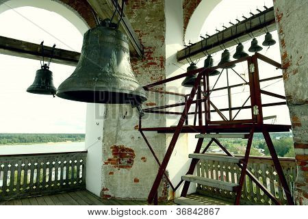 Bells Of Russian Church