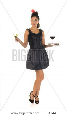 Cocktail Waitress