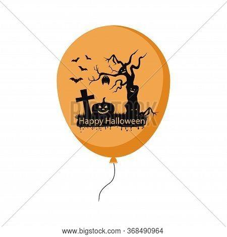 Halloween Balloon 2