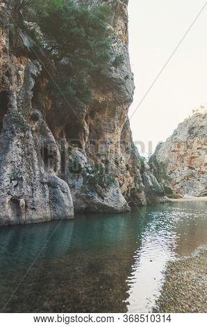 Sa Calobra Mountains Rocks, Playa Palma De Mallorca