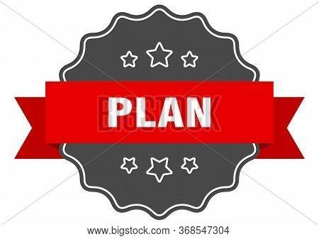 Plan Red Label. Plan Isolated Seal. Plan