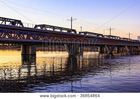 Bridge In Tempe, Arizona