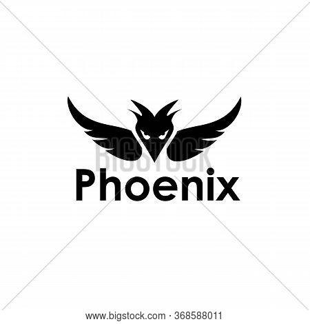 Phoenix Logo Vector And Animal, Wildlife, Wing, Wings