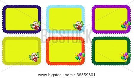 School color labels