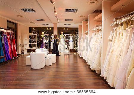 The Bridal Shop.