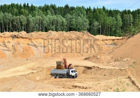 Haul Truck, Bulldozer, Construction, Construction Equipment, Development, Dig, Digger, Equipment, Ex