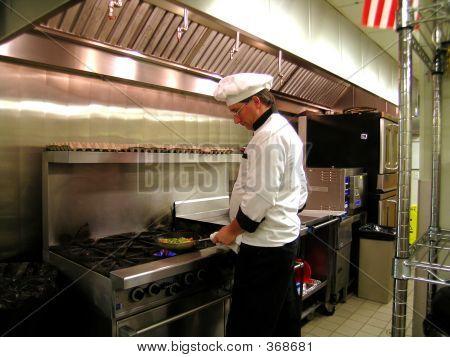 Chef Saute