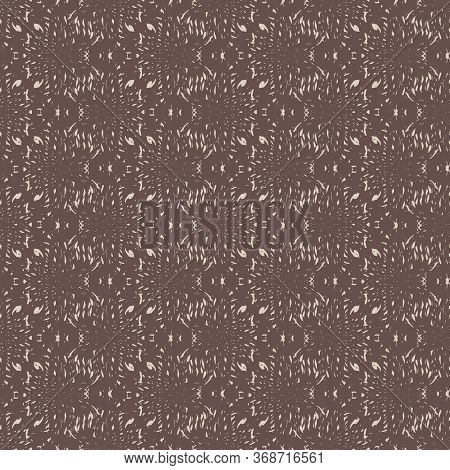 Woven Fabric Texture Seamless Vector Pattern. Unisex Surface Print Design. For Backgrounds, Fabrics,