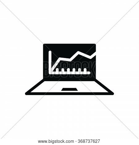 Black Solid Icon For Marketing-strategy Marketing Strategy  Strategies E-commerce Optimization Innov