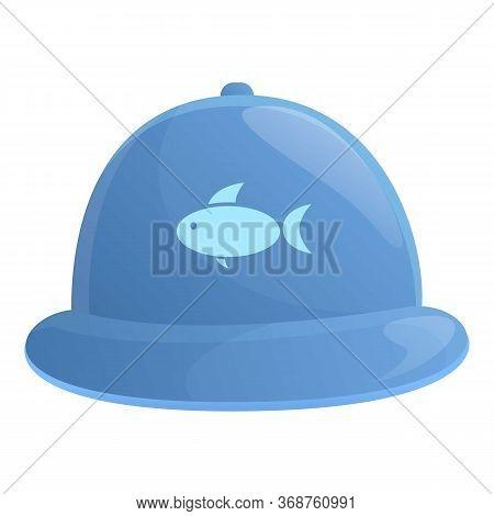 Fisherman Headwear Icon. Cartoon Of Fisherman Headwear Vector Icon For Web Design Isolated On White