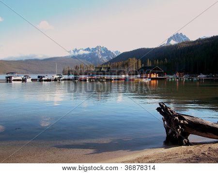Idaho's Redfish Lake