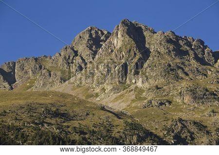 Tuca Salbaguardia Peak (2738 M)