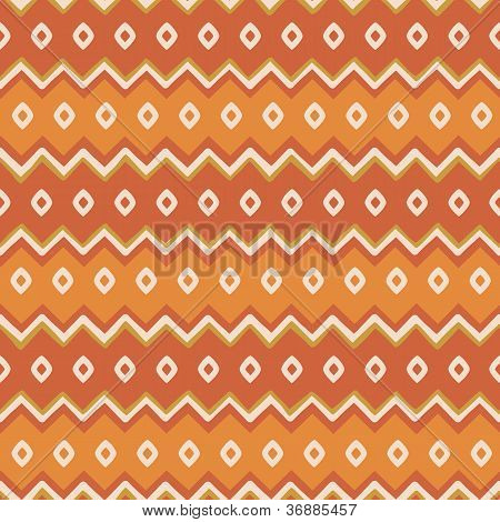 Pattern In Mexican Style