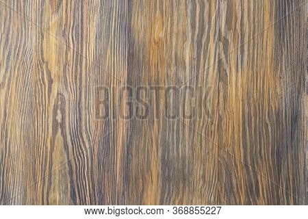 Wooden Black And Brown Textured Background. Natural Timber Grunge Surface, Top View Shot For Copy Sp