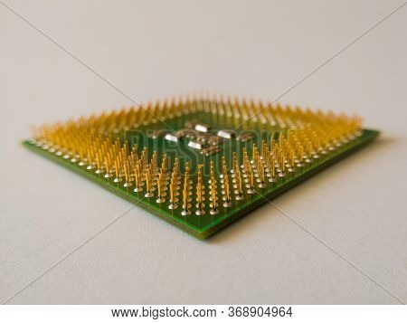 A Central Processing Unit (cpu), Also Called A Central Processor Or Main Processor, Is The Electroni
