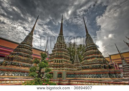temples in the grand palace