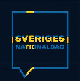 Sweden National Day, Annual Swedish Event Element