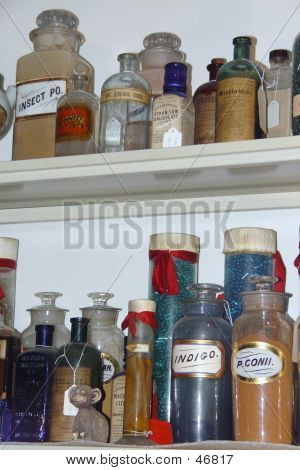 Apothecary Collection